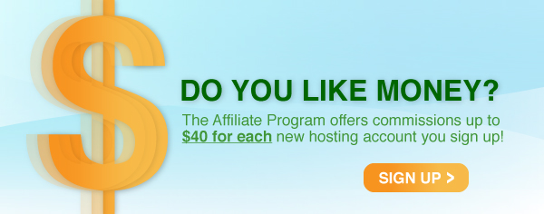 WinHost Affiliate Program – Do You Like Money?
