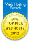 WinHost - Top Pick Web Host 2012